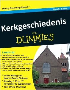 Kerkgeschiedenis-voor-dummies-nov2015-kl