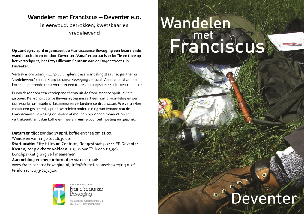 flyer Deventer FB