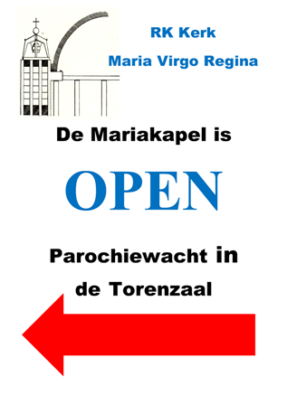 mariakapel-is-open-kl